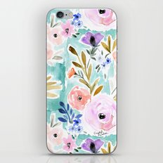 Willow Floral iPhone & iPod Skin