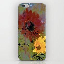 Sunflower 33 iPhone Skin