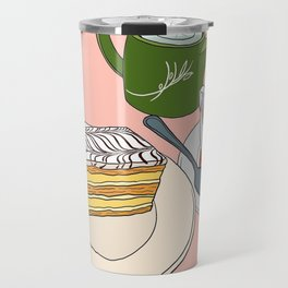 Aftenoon Cake Treat Travel Mug