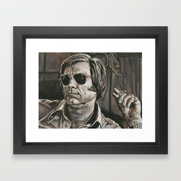 George Jones Framed Art Print