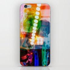 Alien Party iPhone & iPod Skin