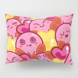 Kirby Pink Pillow Sham