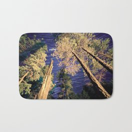 Startrails Bath Mat