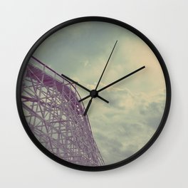 Mikado Wall Clock