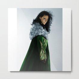 Loki - There Are No Men Like Me XIX Version II Metal Print