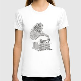 Music just for you T-shirt