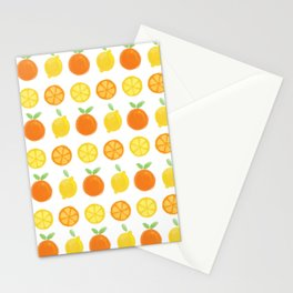 REPEAT I - CITRUS Stationery Cards