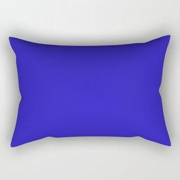 International Klein Blue - IKB Rectangular Pillow