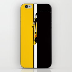 Alain Prost, Renault RE30, 1981 iPhone & iPod Skin