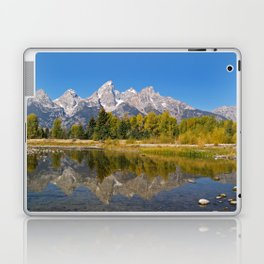 The Snake River and the Tetons Laptop & iPad Skin