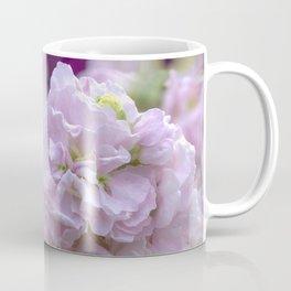 Pink Stocks Coffee Mug