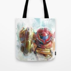 at last the galaxy is at peace  Tote Bag