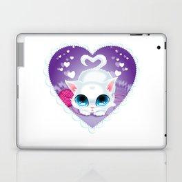 Playful Kitten Laptop & iPad Skin