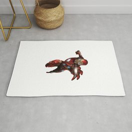 New Armor Iron Man Rug