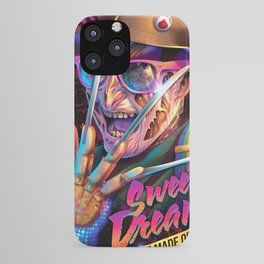 Sweet Dreams are Made of These iPhone Case