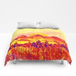 Landscape #05 Comforters