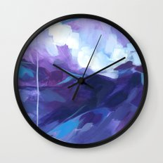 The Fields Wall Clock