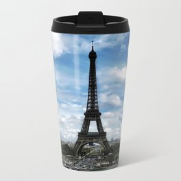 Paris France Travel Mug