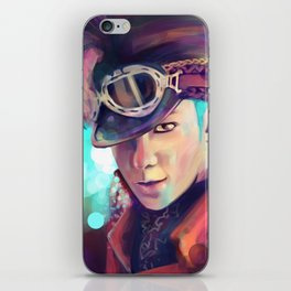 Fantastic Hat iPhone Skin