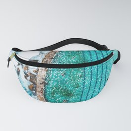 People In Water Fanny Pack