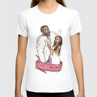 minaj T-shirts featuring pills and potions. by Late Bloomer