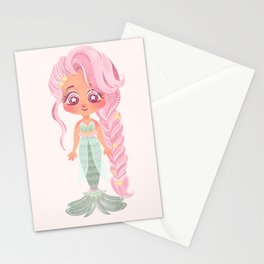 Candy Mermaids: Licorice Stationery Cards