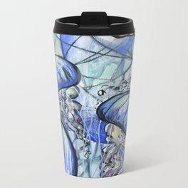 Jelly World Metal Travel Mug