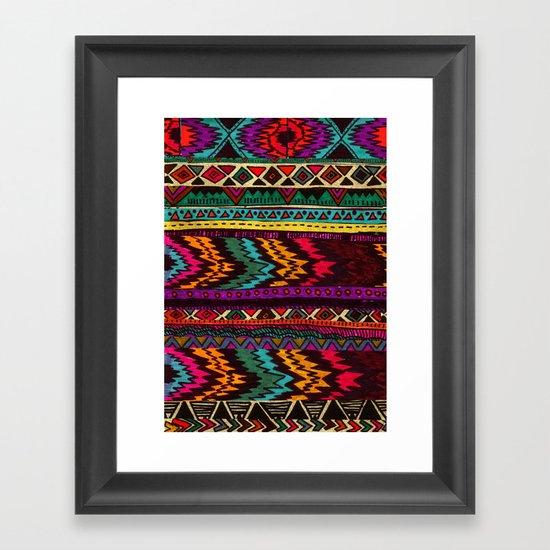 HAMACA Framed Art Print
