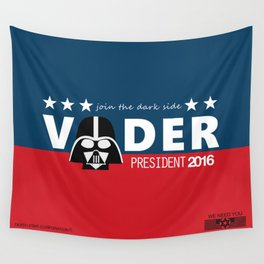 Death Star needs you ! Wall Tapestry