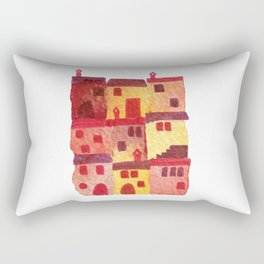 Tuscan Holiday Rectangular Pillow
