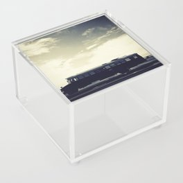 we bus Acrylic Box