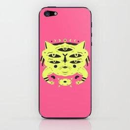 Sand Cat iPhone Skin