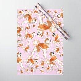 Akita Inu Wrapping Paper