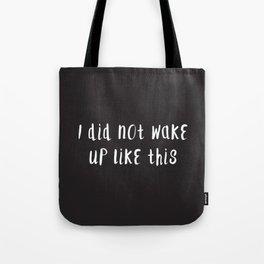 Sorry, B Tote Bag