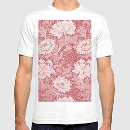 "William Morris ""Chrysanthemum"" 4. T-shirt"