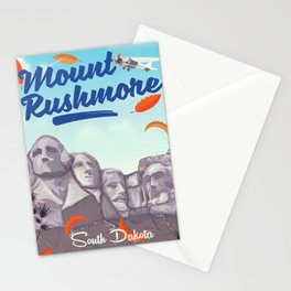 Mount Rushmore National Park Stationery Cards