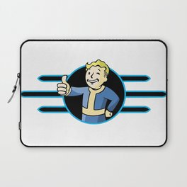 Fallout 4 Vault Boy Thumbs Up Laptop Sleeve