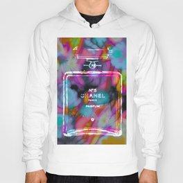 CC No.5 Floral Remix Hoody