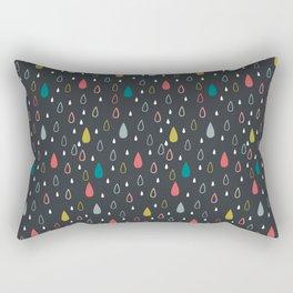 Rainny Rectangular Pillow