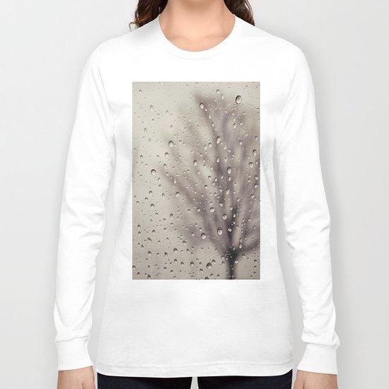 Rain  Long Sleeve T-shirt