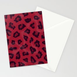 Leopardberry Stationery Cards