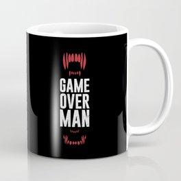 Game Over Man Coffee Mug