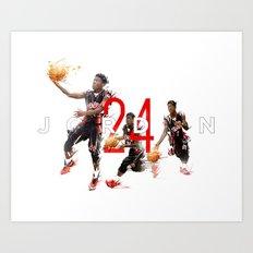 J.24 Art Print