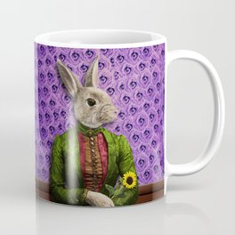 Miss Bunny Lapin in Repose Coffee Mug