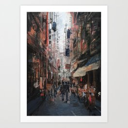 The Great Sonder Art Print