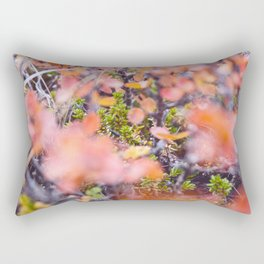 Colorful twigs Rectangular Pillow