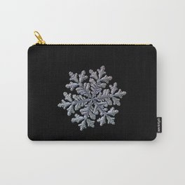 Real snowflake - Hyperion black Carry-All Pouch