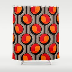 Pod Chair Shower Curtain
