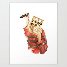 American stories Art Print