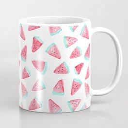 Watermelon watercolor pattern Coffee Mug